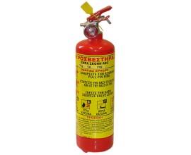Πυροσβεστήρας Ξηράς Σκόνης 1kg