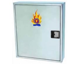 Πυροσβεστική φωλιά INOX 75X64X18